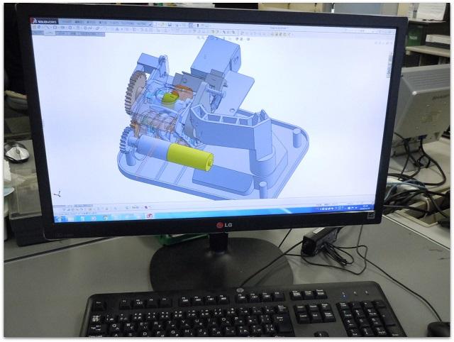 3D CADシステム
